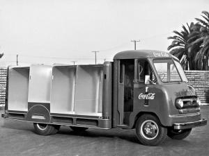 1953 Ford P-500 Delivery Truck