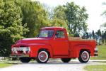 Ford F-100 Custom Pickup Truck 1954 года