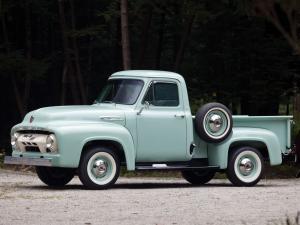 Ford F-100 Pickup 1954 года