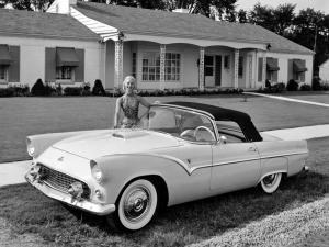 1954 Ford Thunderbird Prototype