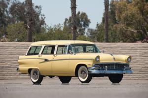 1955 Ford Customline Country Station Wagon