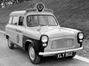 1955 Ford Escort Patrol Vehicle
