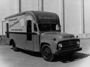 1955 Ford F-500 Bookmobile