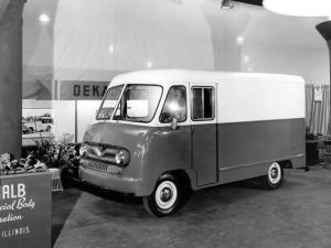 Ford Parcel Delivery by DeKalb '1955