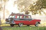 Ford Country Sedan Station Wagon 1956 года