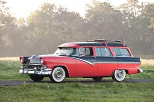 Ford Country Sedan Station Wagon '1956