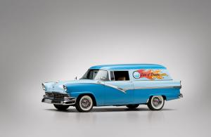 Ford Courier Custom Sedan Delivery '1956