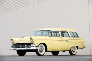 1956 Ford Customline Country Sedan Station Wagon