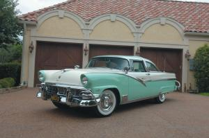 1956 Ford Fairlane Crown Victoria Coupe