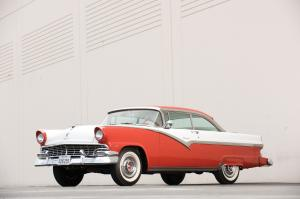 Ford Fairlane Victoria Hardtop Coupe 1956 года