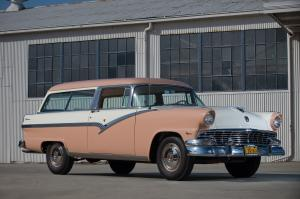 Ford Parklane Station Wagon 1956 года