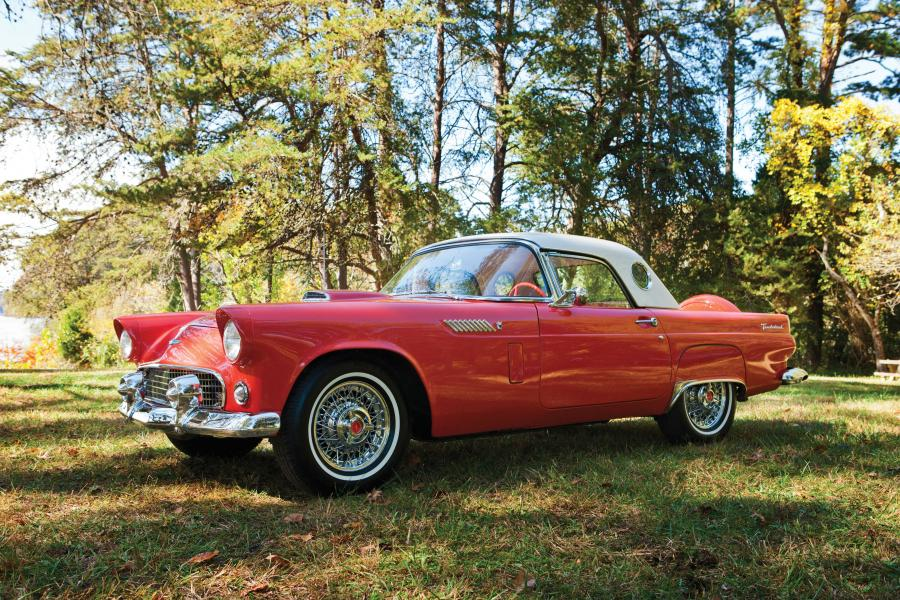 1956 Ford Thunderbird Special 312/225 HP