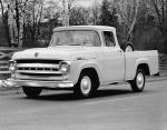 Ford F-100 Custom Cab Styleside Pickup 1957 года