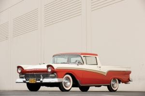 1957 Ford Ranchero Deluxe Sedan-Pickup
