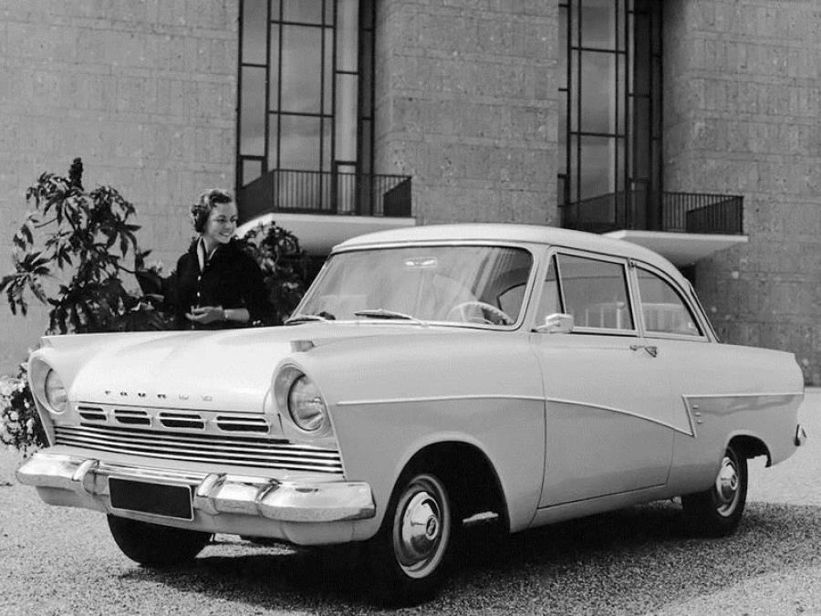 1957 Ford Taunus 17M 2-Door Saloon