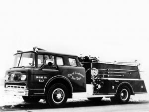 1958 Ford C-Series by Central Fire Truck Corporation