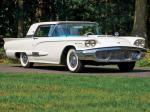 Ford Thunderbird Hardtop Coupe 1958 года