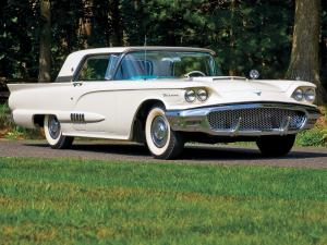 1958 Ford Thunderbird Hardtop Coupe