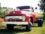 Ford F-600 Chassis Cab 1959 года