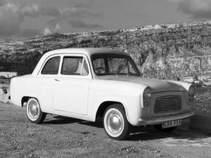 Ford Popular 1959 года