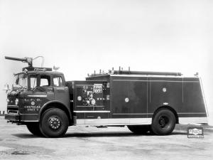 1961 Ford C1000 Super Duty Pirsch Fire Engine