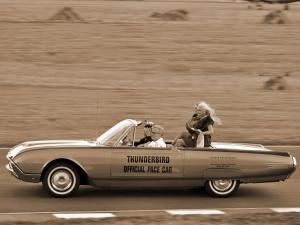 Ford Thunderbird Convertible Indy 500 Pace Car 1961 года