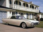 Ford Thunderbird Hardtop Coupe 1961 года