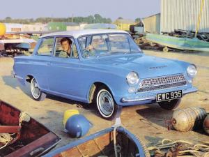 1962 Ford Cortina 2-Door Saloon