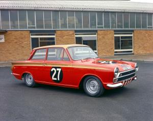 Ford Cortina 1962 года