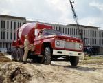 Ford FT-850 Super Duty Concrete Mixer 1962 года