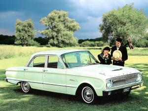 1962 Ford Falcon 4-door Sedan