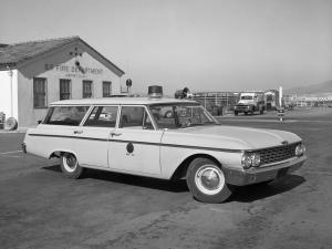 1962 Ford Ranch Wagon