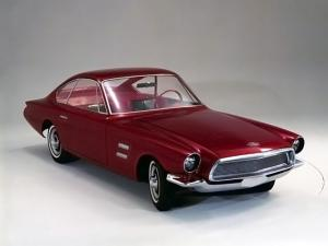 1963 Ford Allegro Fastback Coupe Concept