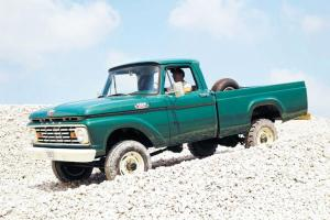 1963 Ford F-250 4x4 Styleside Pickup