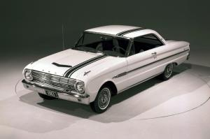 1963 Ford Falcon Futura Sprint 2-Door Hardtop
