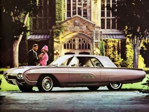 1963 Ford Thunderbird Hardtop Coupe