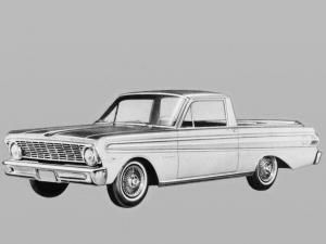 1964 Ford Falcon Futura Ranchero