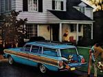 Ford Falcon Futura Squire Station Wagon 1964 года
