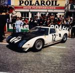 Ford GT40 Le Mans Race Car 1964 года