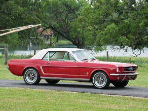 1964 Ford Mustang 260 Coupe