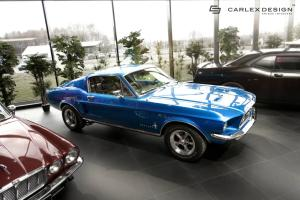 Ford Mustang Fastback by Carlex Design 1964 года