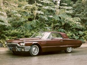 1964 Ford Thunderbird Hardtop Coupe