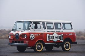 1965 Ford E100 Econoline Von Dutch Van