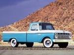 Ford F-100 Custom Cab Styleside Pickup 1965 года
