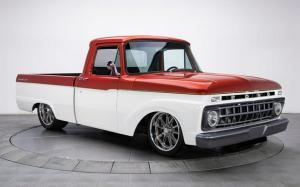 Ford F-100 Jumbo Shelby GT500 by RK Motors 1965 года
