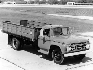 1965 Ford F-600 Truck