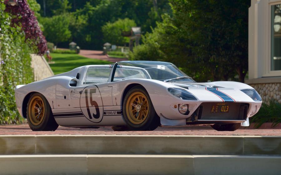 Ford GT Competition Roadster Prototype (GT/109, 1 of 4) '1965