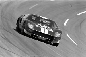 Ford GT40 (Mk I) 1965 года
