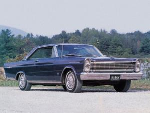 Ford Galaxie 500 LTD 2-Door Hardtop 1965 года