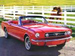Ford Mustang GT Convertible 1965 года